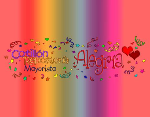 Cotillón Mayorista Alegría