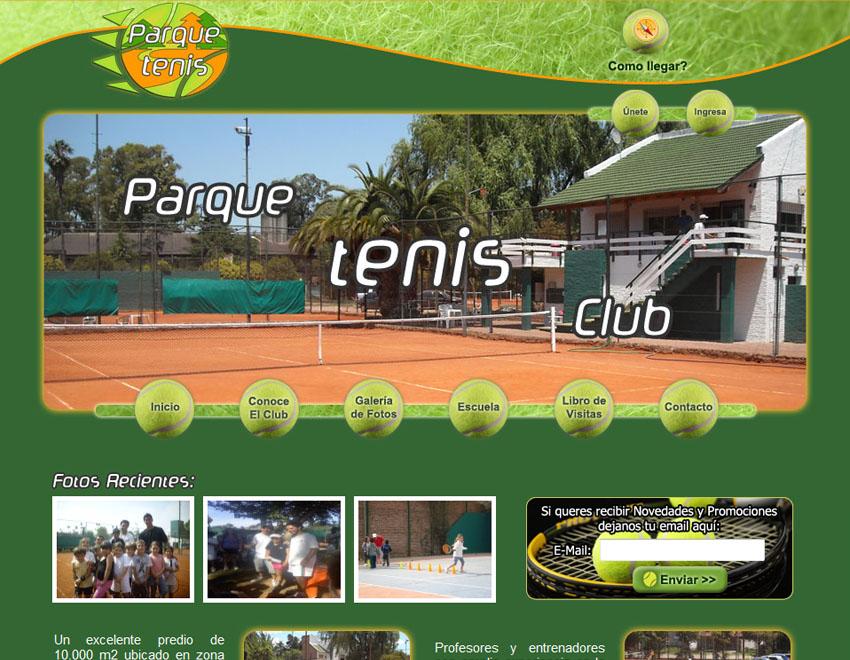 Parque Tenis Club